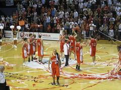Hawks last ever game