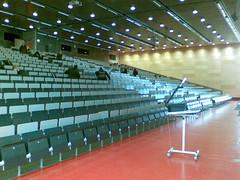 One big room