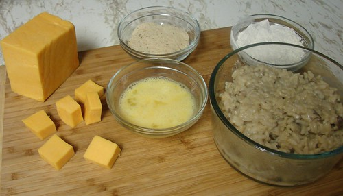 Risotto Ball Ingredients