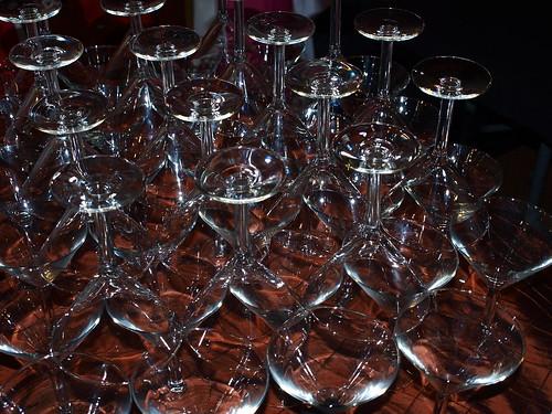copos cristal, crystal glasses