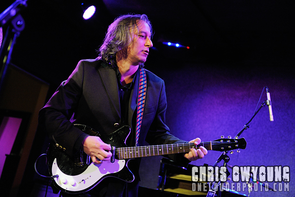 Peter Buck of R.E.M.