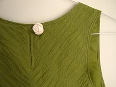 After: Spring Top Detail (kristenaderrick) Tags: thrift thrifty reuse handmedowns redo upcycling wardroberefashion