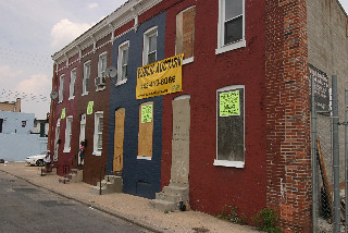 Baltimore Foreclosed Homes