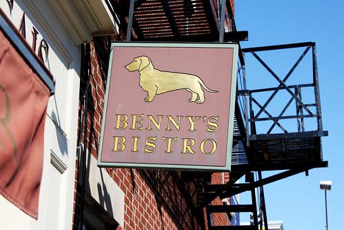 Benny's Bistro, Ottawa