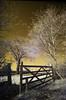 Five Bar Gate (Ian Hayhurst) Tags: ir gate infrared 5bargate canonef1635mmf28liiusm ilfordsfxa