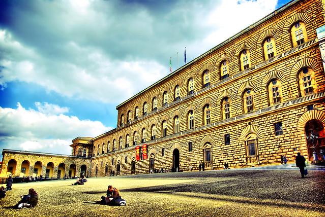 Palazzo Pitti - Firenze