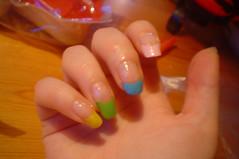rainbownails