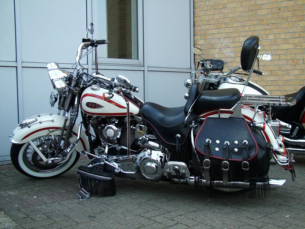 1997 Harley-Davidson Heritage Springer Softail
