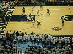 Penn State NIT (gpav89) Tags: university state pennstate u penn nit pennstateuniversity pennstatenittanylions pennstatebasketball big10basketball 2009nit