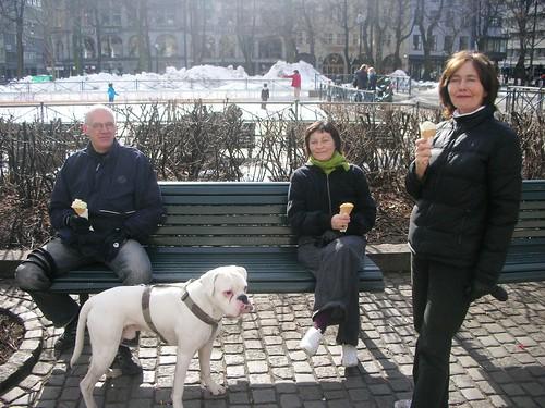 Oslo creamy taste of spring #1