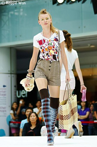Fashion Revolution @ Marina Square, Singapore.