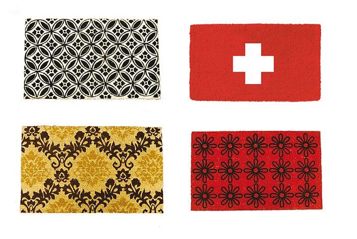 Doormats from ikarus