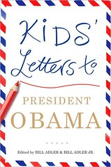 kids letters to obama