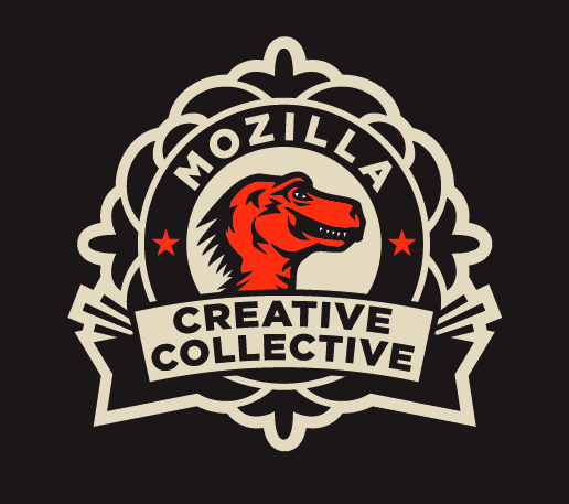 Mozilla Creative Collective logo (dark background)
