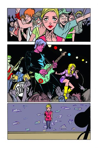 """Last Night the Atomics Saved My Life"" pg1"