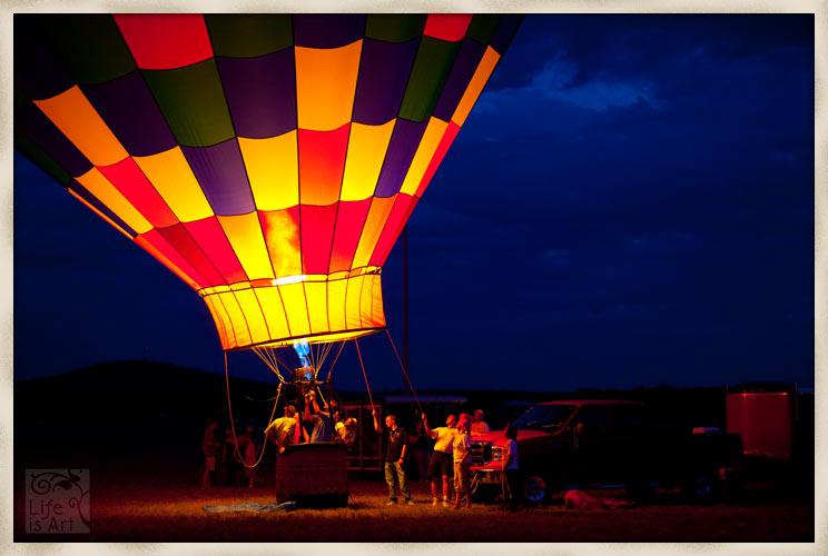Wausau Hot Air Balloon Rally