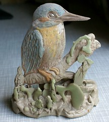 icebird (rob.hendriks) Tags: sculpture abstract art ceramic miniature ceramics relief clay pottery visual icebird