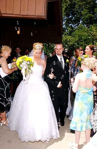 josh and I - 2003
