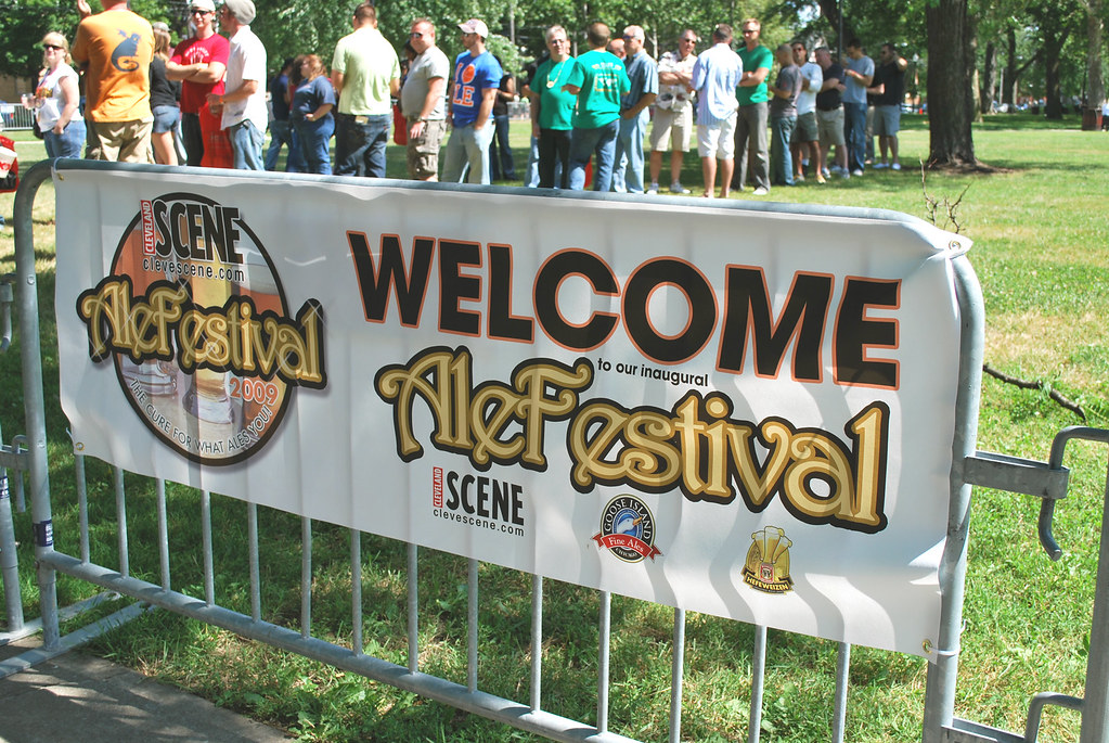 AleFestival sign