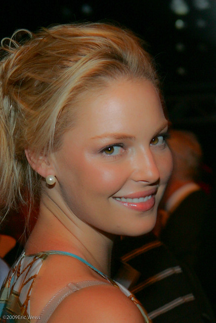 katherine heigl by weissfoto