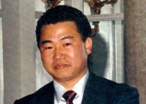 Hoon Cho, presidente de Duson TV y por ende del canal del chino