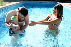 julio piscina