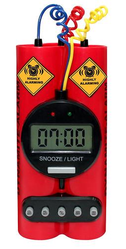 3777236407 5aa29bf800 The Dynamite Alarm Clock