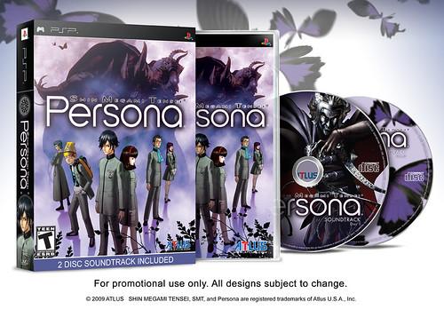 Shin Megami Tensei: Persona PSP image