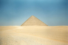 Red Pyramid at Dahshur (pyramidtextsonline) Tags: red pyramid