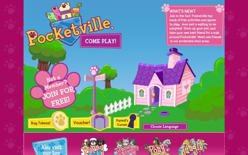 Pocketville
