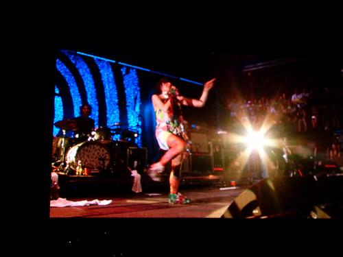 Lollapalooza 2009: Yeah Yeah Yeahs