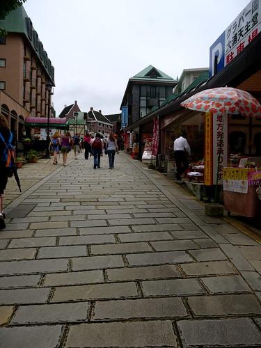 Strolling thru Nagasaki