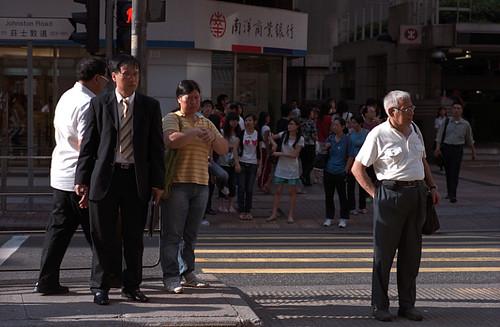 都喜歡在街上拍