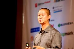 Tony Hsieh CEO da Zappos