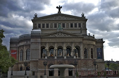 Opera House (Mitch's Corner) Tags: house germany opera europe frankfurt