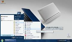 Windows XP Aspire One Edition