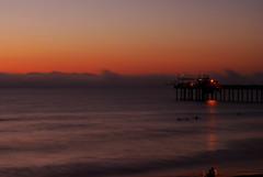 la nebbia non  sugli occhi (il.aria_m) Tags: california sunset sea fog night pier tramonto sandiego wave occhi vista nebbia fogged oceano lightnight vedere lajollashore menteannebbiata