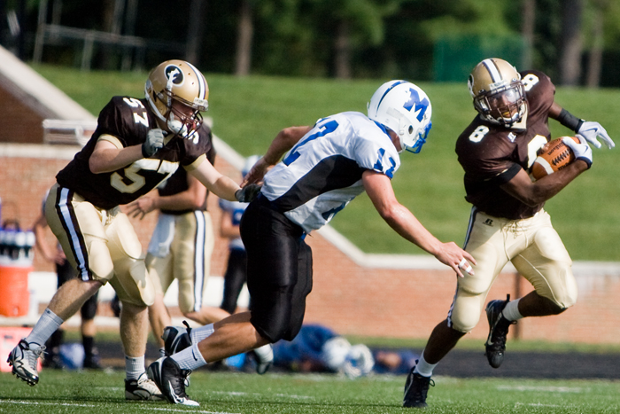 Landon Mercersburg Football
