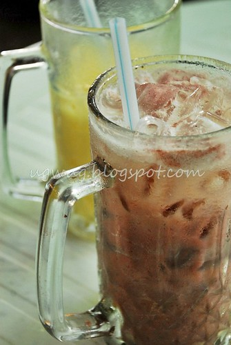 Red Bean Ice & Corn Ice Drinks