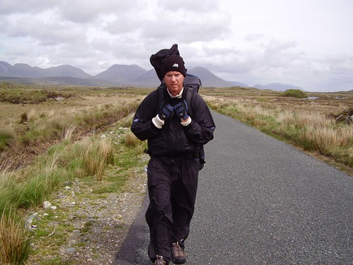 Mile 14 on the bog road