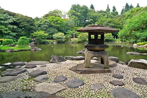 Shinji-ike Kyu Fukuhara garden