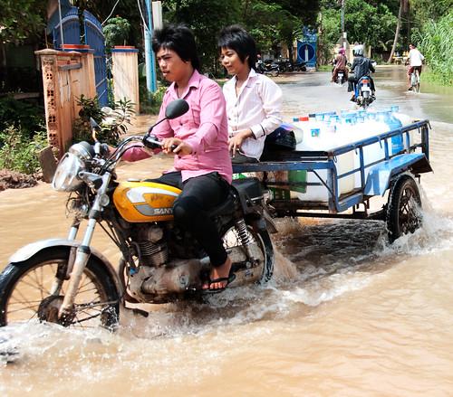 From Battambang to Siem Reap 13