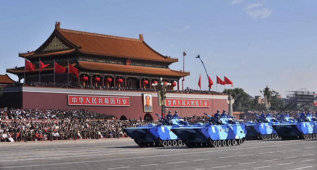 精彩回放 - 国外媒体拍摄的中国60华诞庆典 - 纽约客 - 纽约文摘