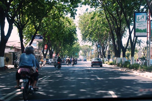 streets of surabaya