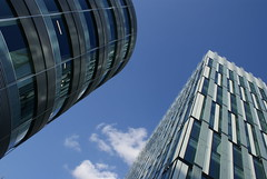Spinning Around (Mortarman101) Tags: sky urban buildings manchester castlefield mywinners anawesomeshot spinningfieds