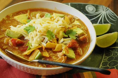 new tortilla soup post