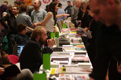 Amsterdam Art/Book Fair 2011