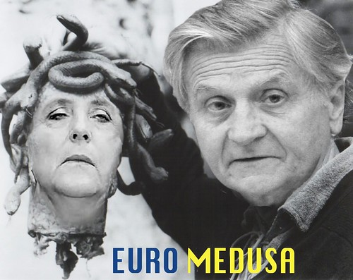 EURO MEDUSA by Colonel Flick