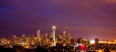 Seattle Skyline (Jinna van Ringen) Tags: spaceneedle kerrypark seattleskyline seattlenight jorindevanringen jinnavanringen chanderjagernath jagernath jagernathhaarlem