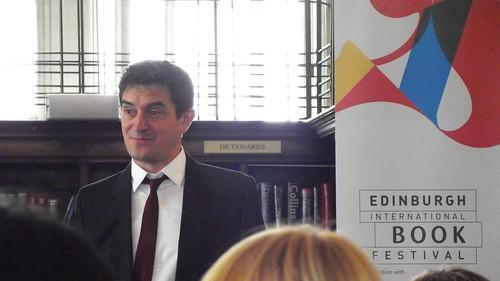Edinburgh International Book Festival Programme Launch 03a